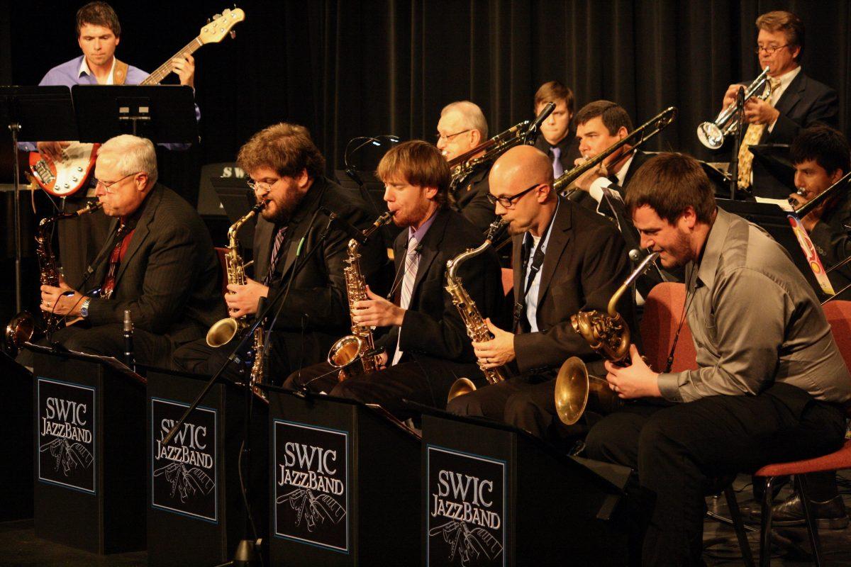 Jazz Band Southwestern Illinois College