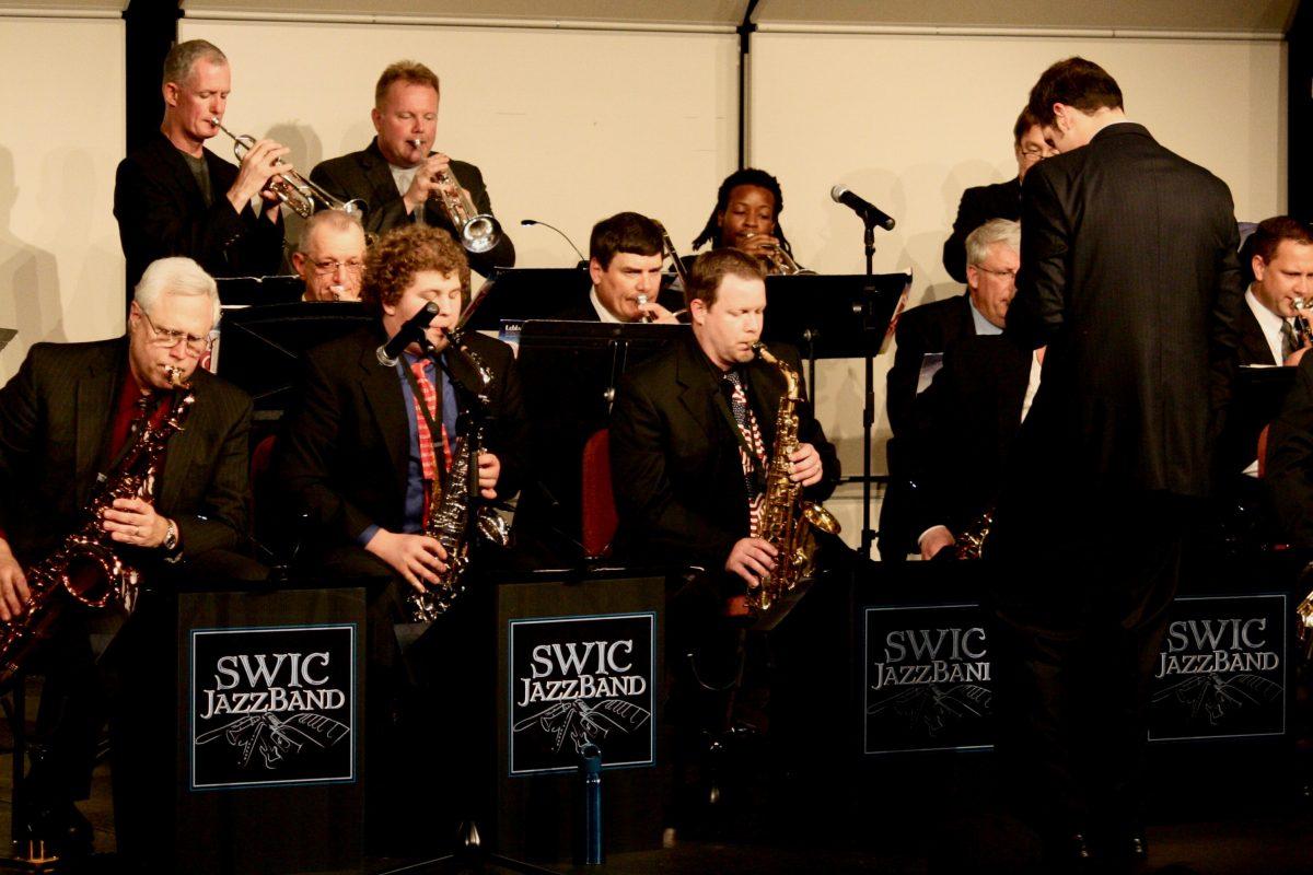 Southwestern Illinois College liberal arts band