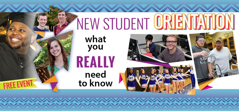 New Student Orientation Southwestern Illinois College