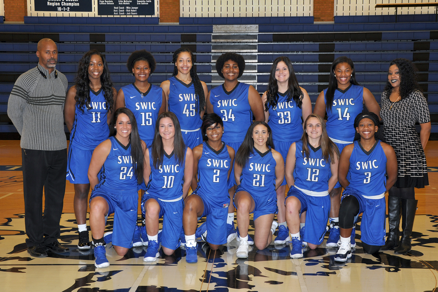 Women S Basketball Schedule Southwestern Illinois College