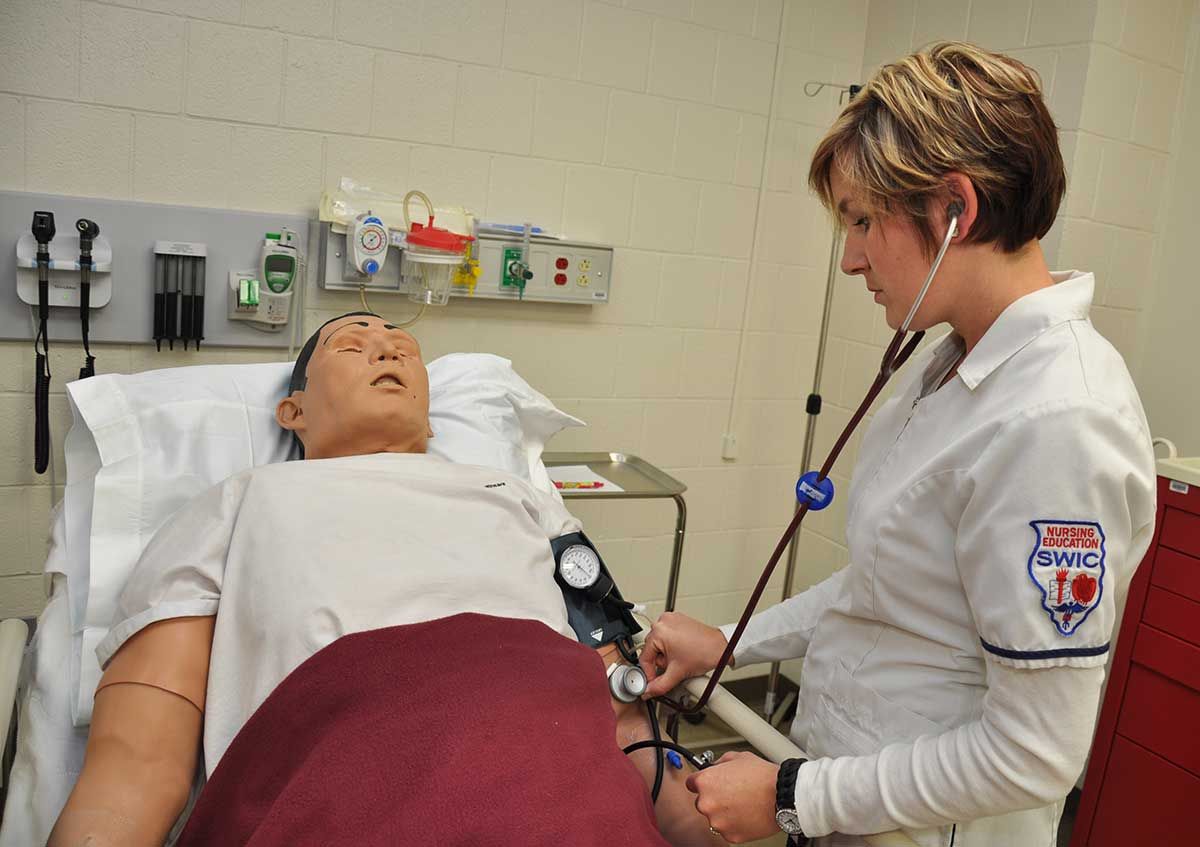 Nursing Education Southwestern Illinois College