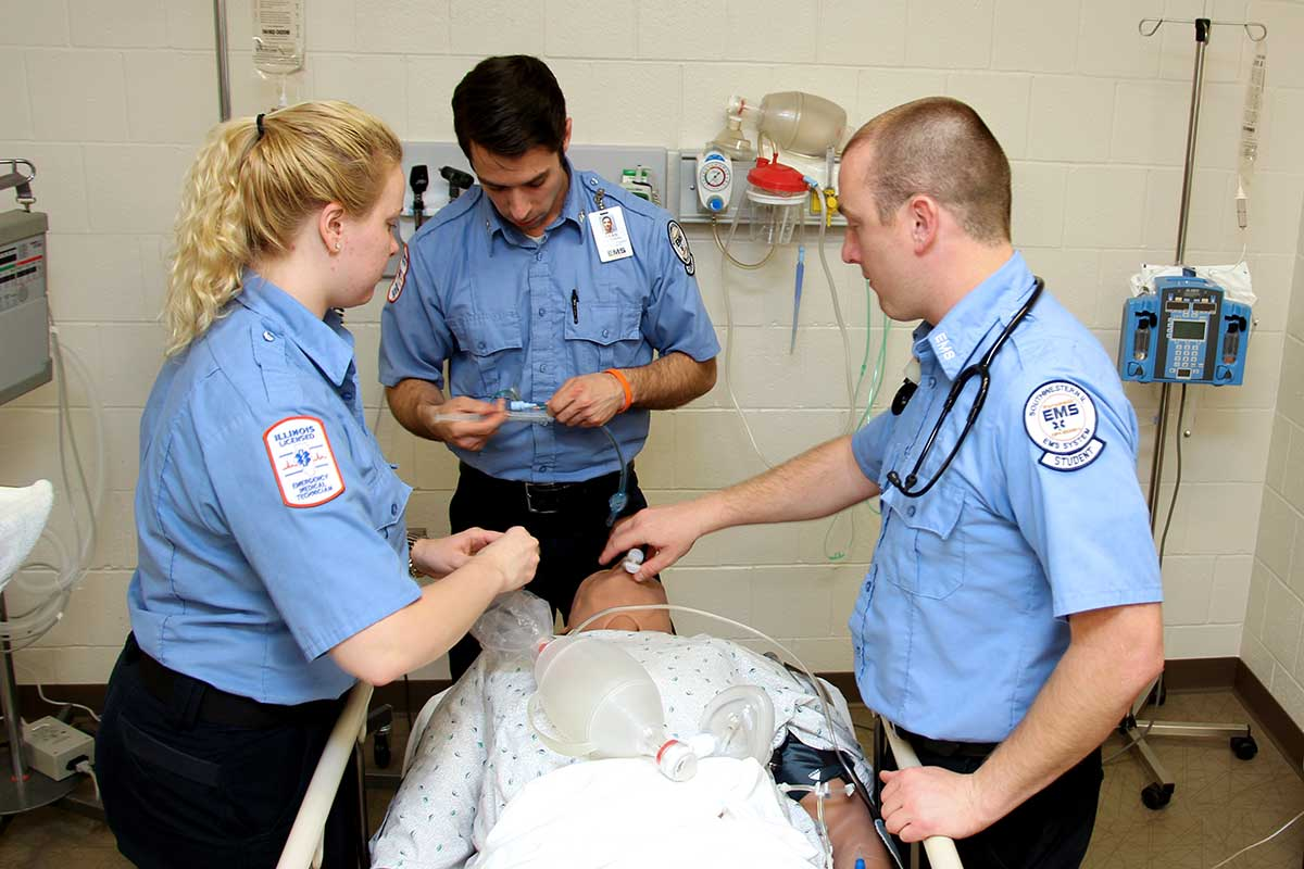 Paramedic Requirements Southwestern Illinois College