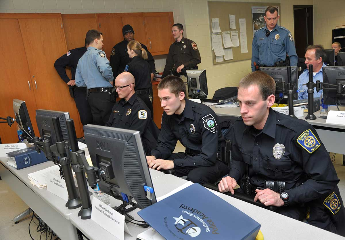 Unarmed Private Security Southwestern Illinois College