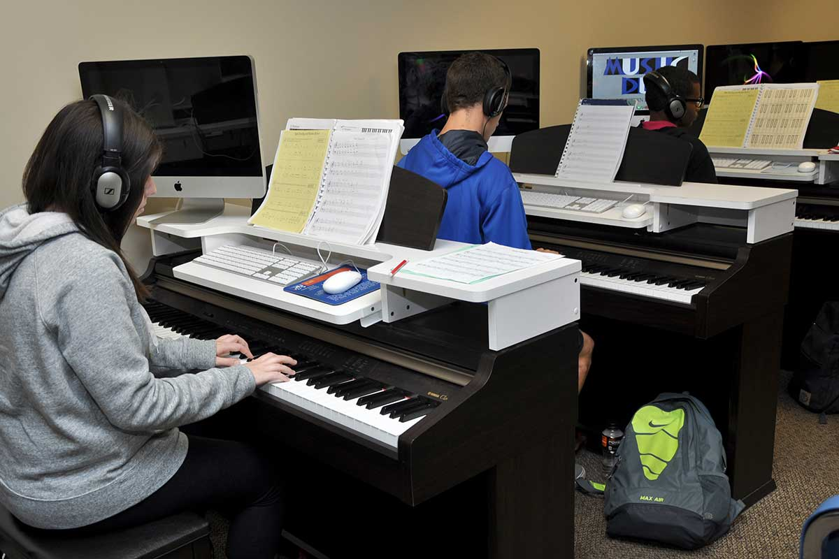 Performance Technology: Music Performance Degree Curriculum