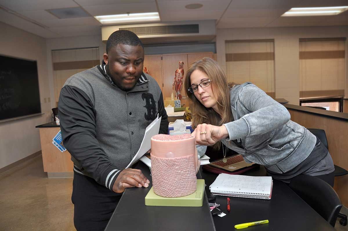 Southwestern Illinois College-Math-Science-Biology-students