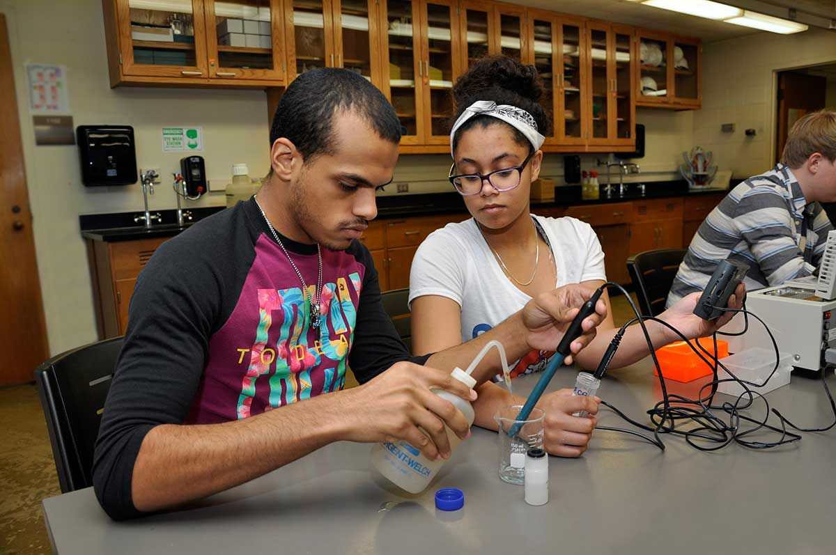 Stem Scholars Program Southwestern Illinois College