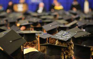 SWIC graduation ceremony