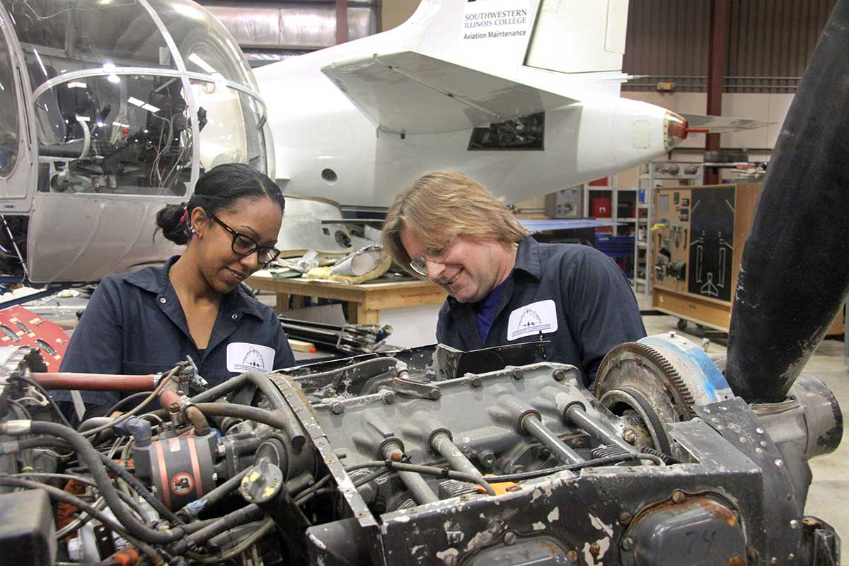 Aviation Maintenance Technology Program Southwestern