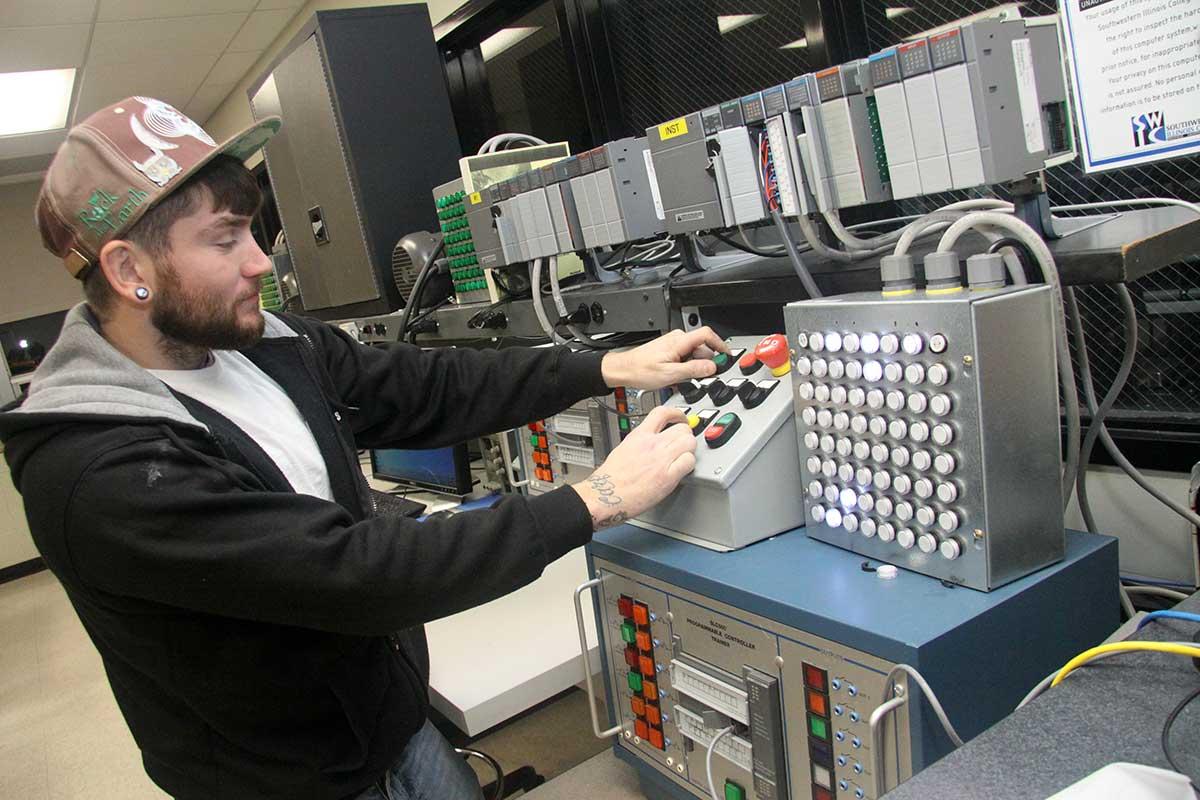 Electronics Technology Degree Southwestern Illinois College