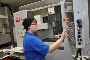 Machining Southwestern Illinois College