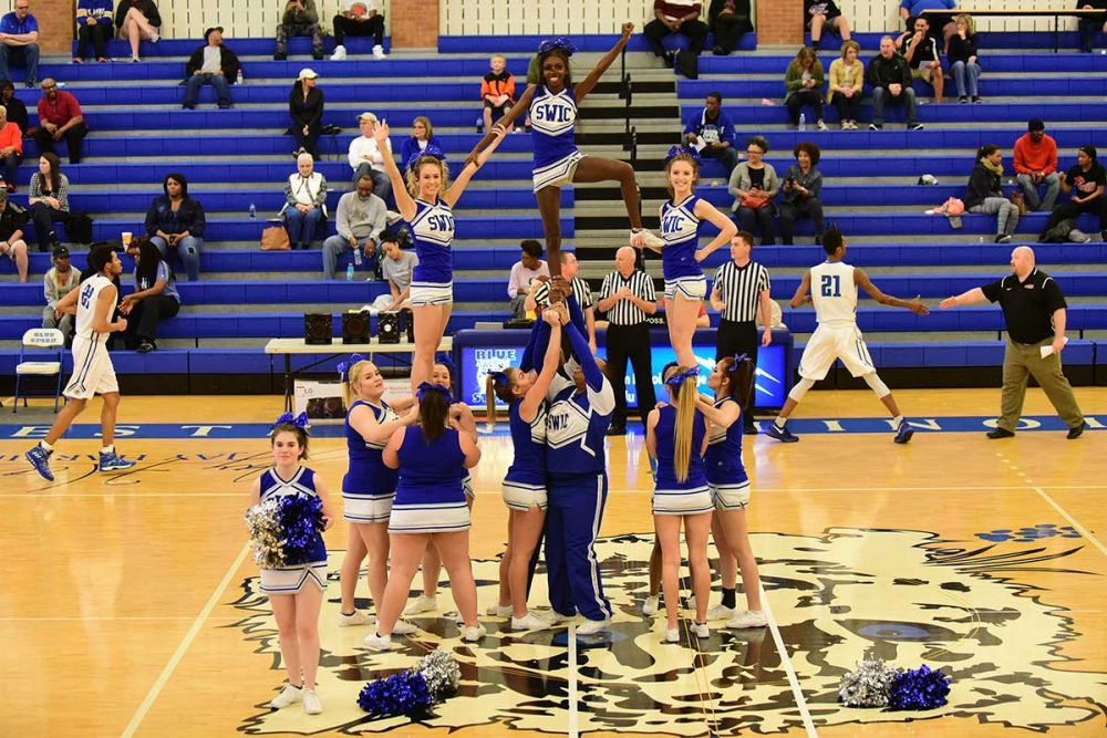 Cheerleading Coach Southwestern Illinois College