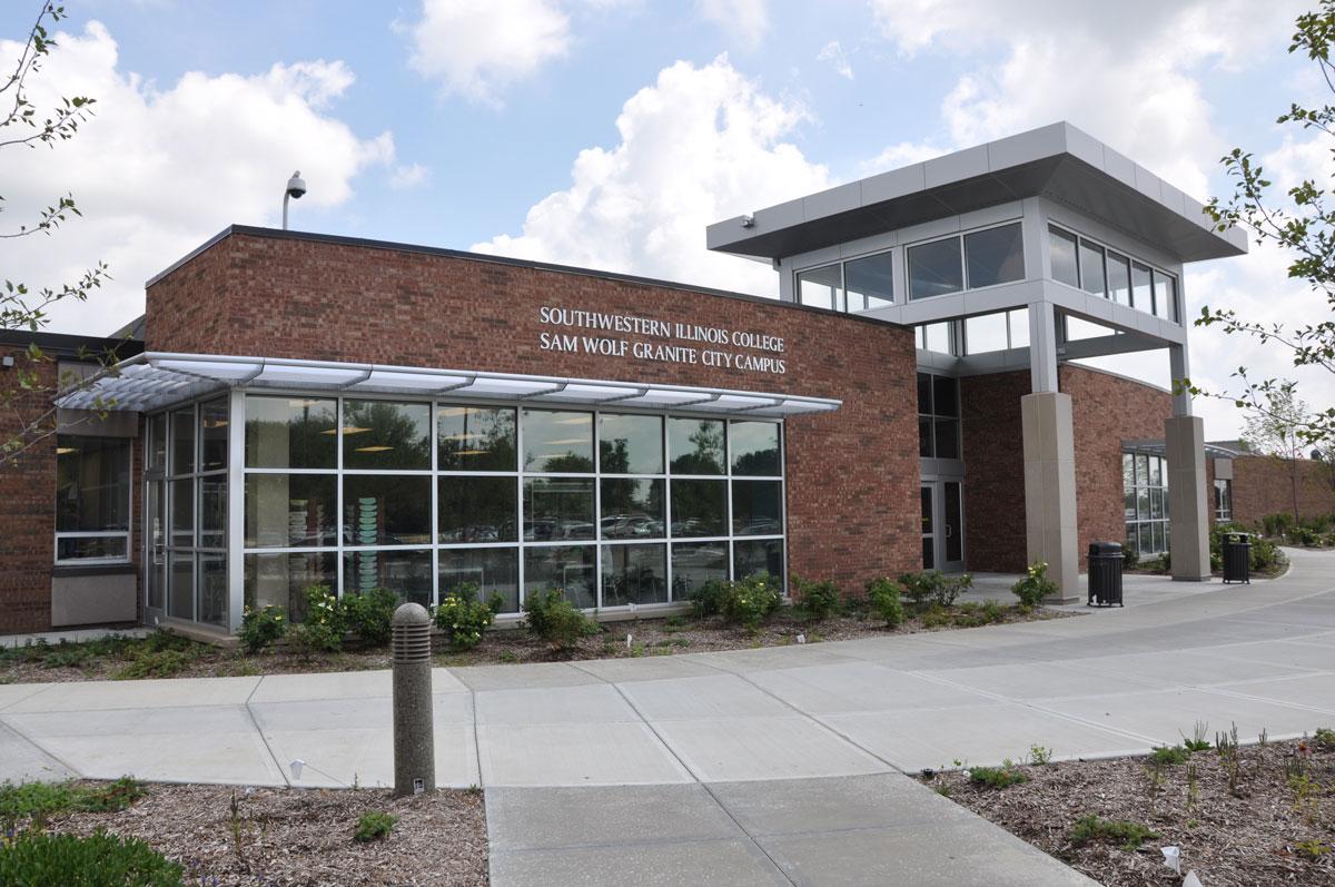 Sam Wolf Granite City Campus