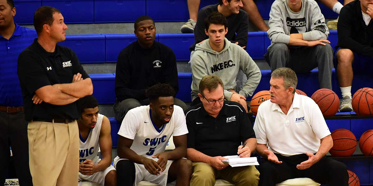 Men S Basketball Coaches Southwestern Illinois College