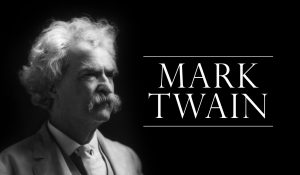 Mark Twain Image and Name