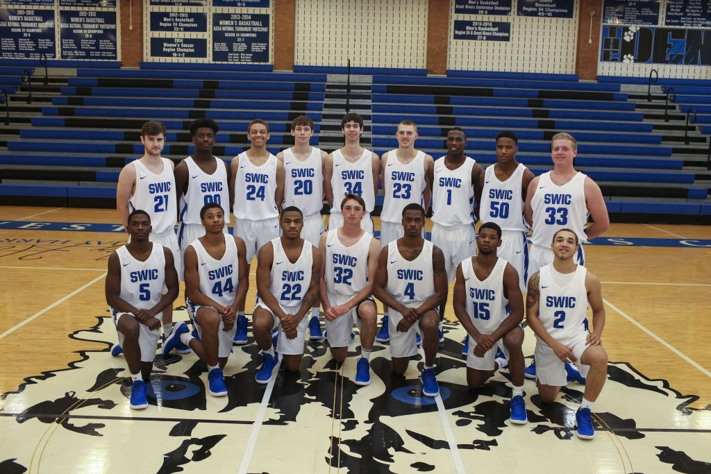 Men S Basketball Roster Southwestern Illinois College
