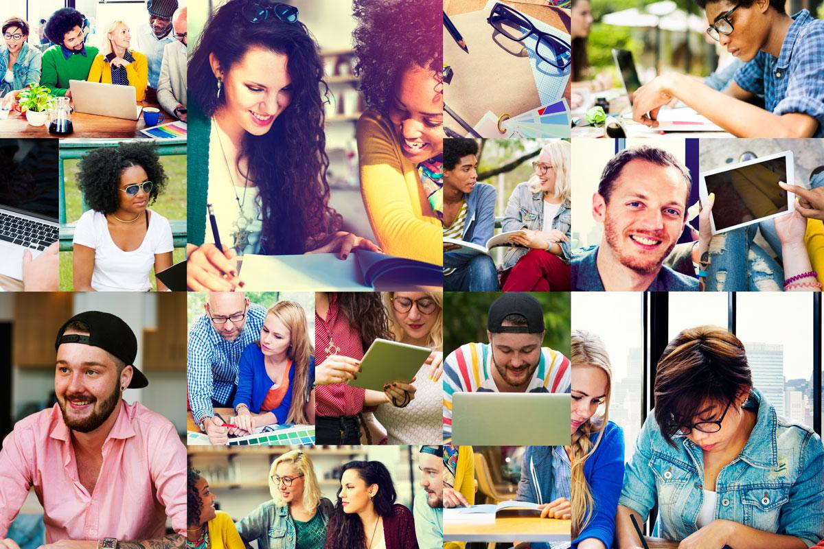 Enrollment Express Collage