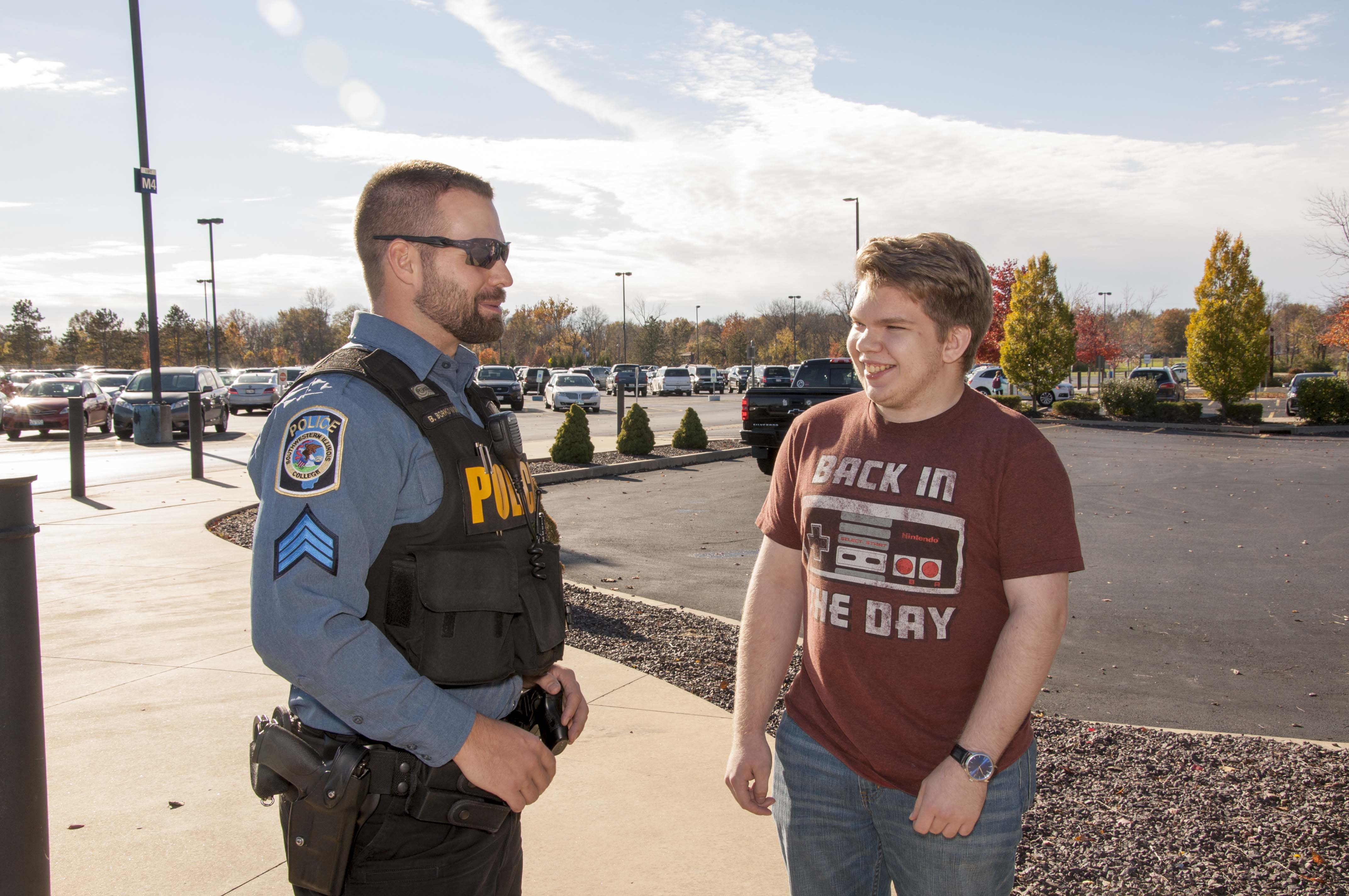Public Safety Phone Numbers Southwestern Illinois College