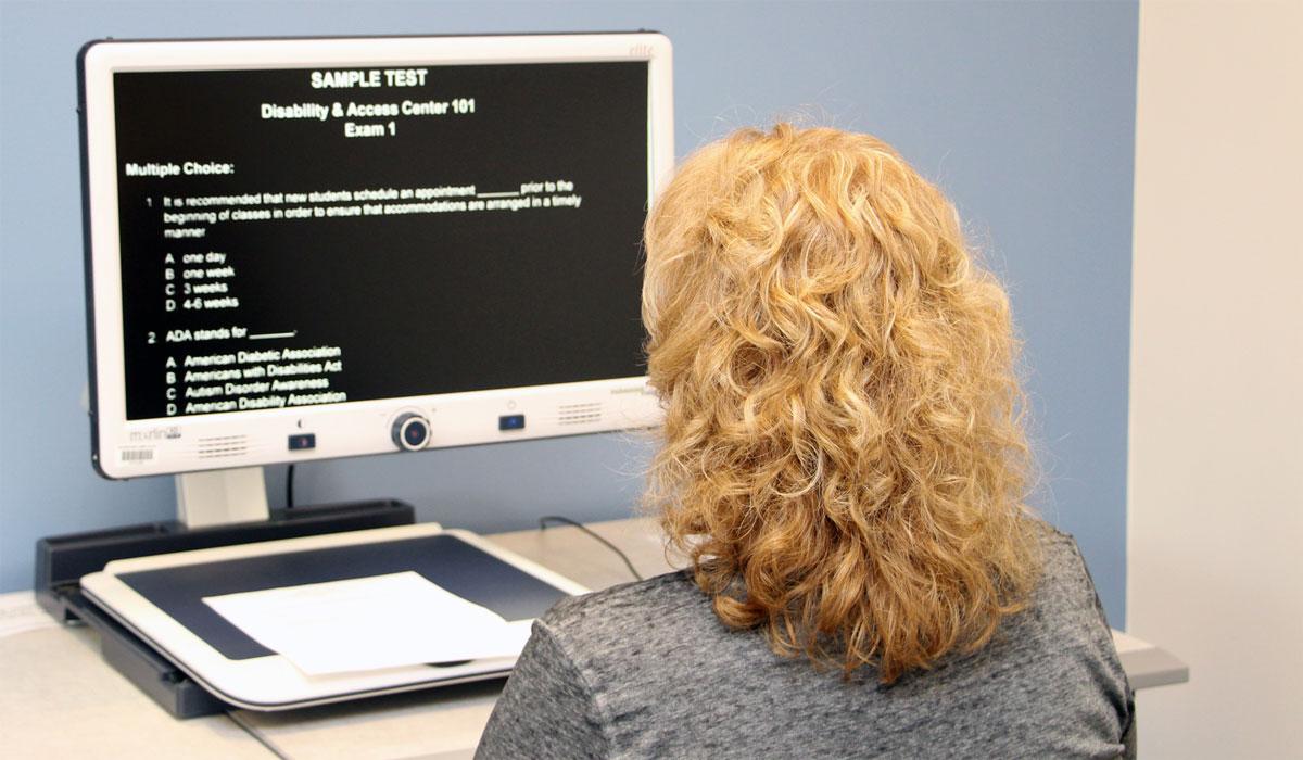 Accommodated Testing Information Southwestern Illinois