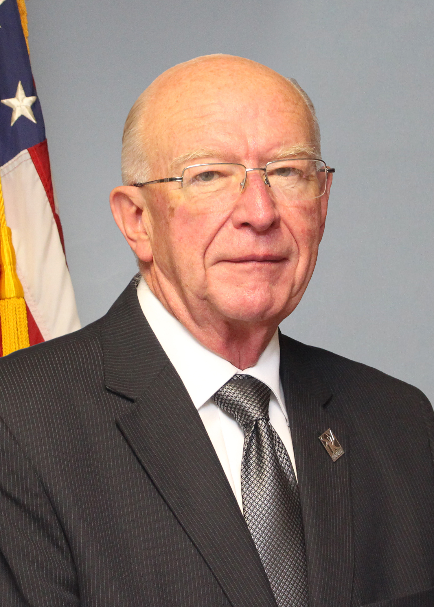 Vice Chair Richard E. Roehrkasse Bud