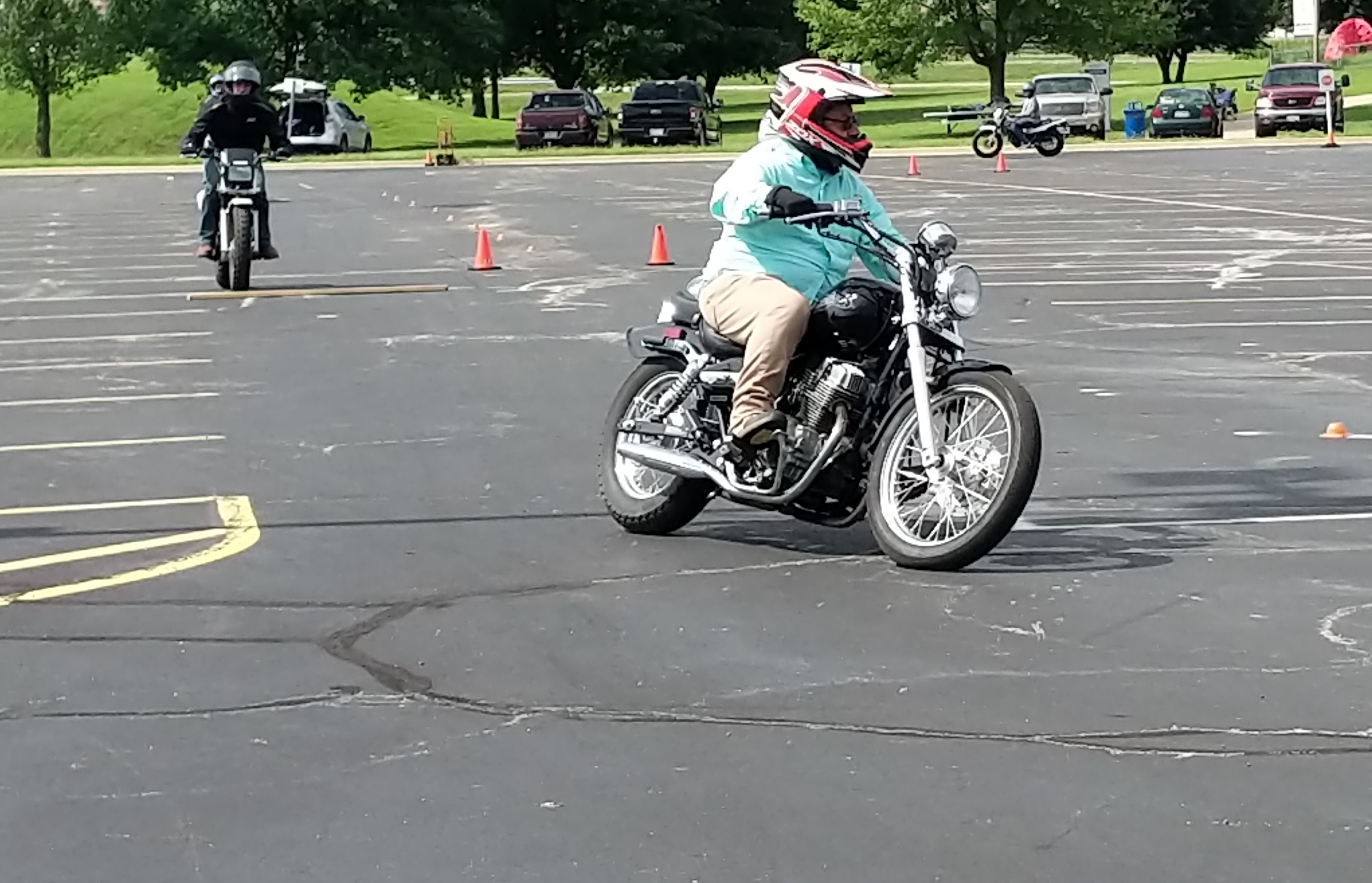 Motorcycle Rider Program in session for Fall 2019