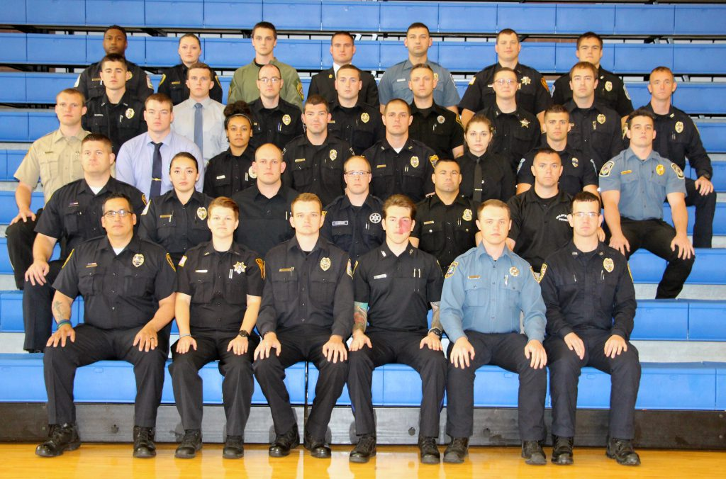 SWIC Session 138 Police Academy Graduates