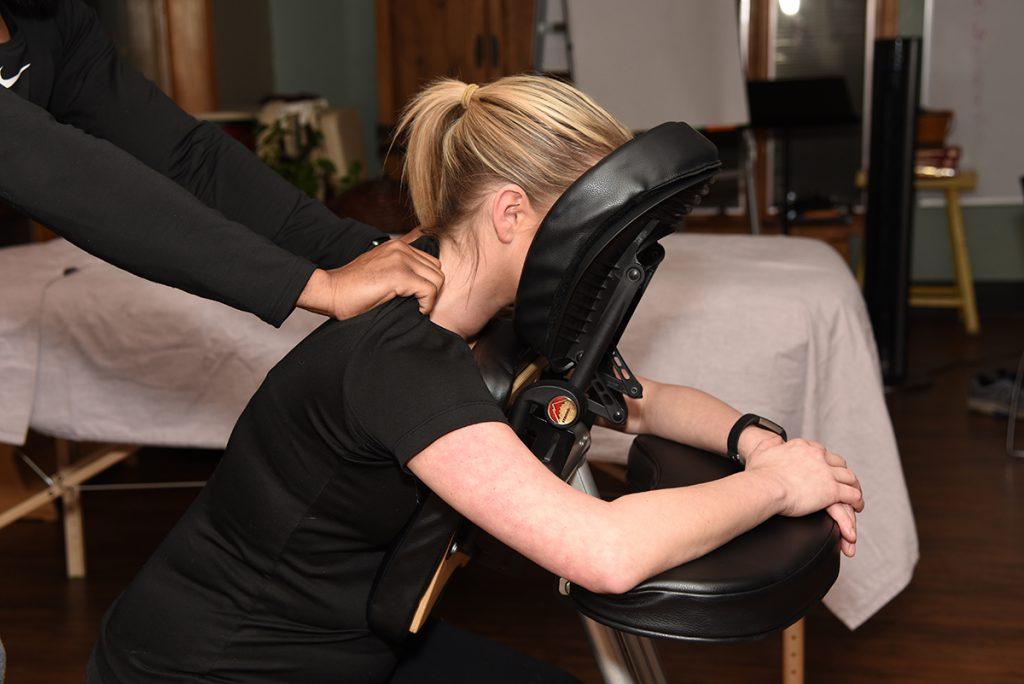 massage therapy class