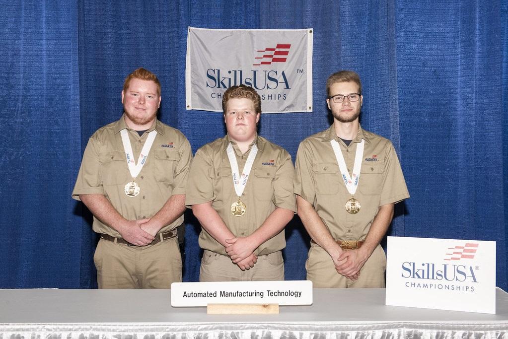 SkillsUSA 2019 National Winners