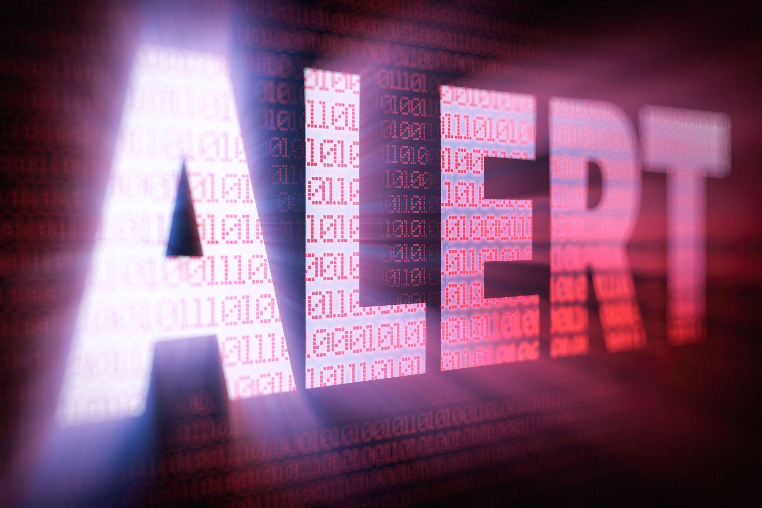 alert banner image