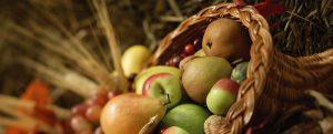 File photo of thanksgiving day cornucopia