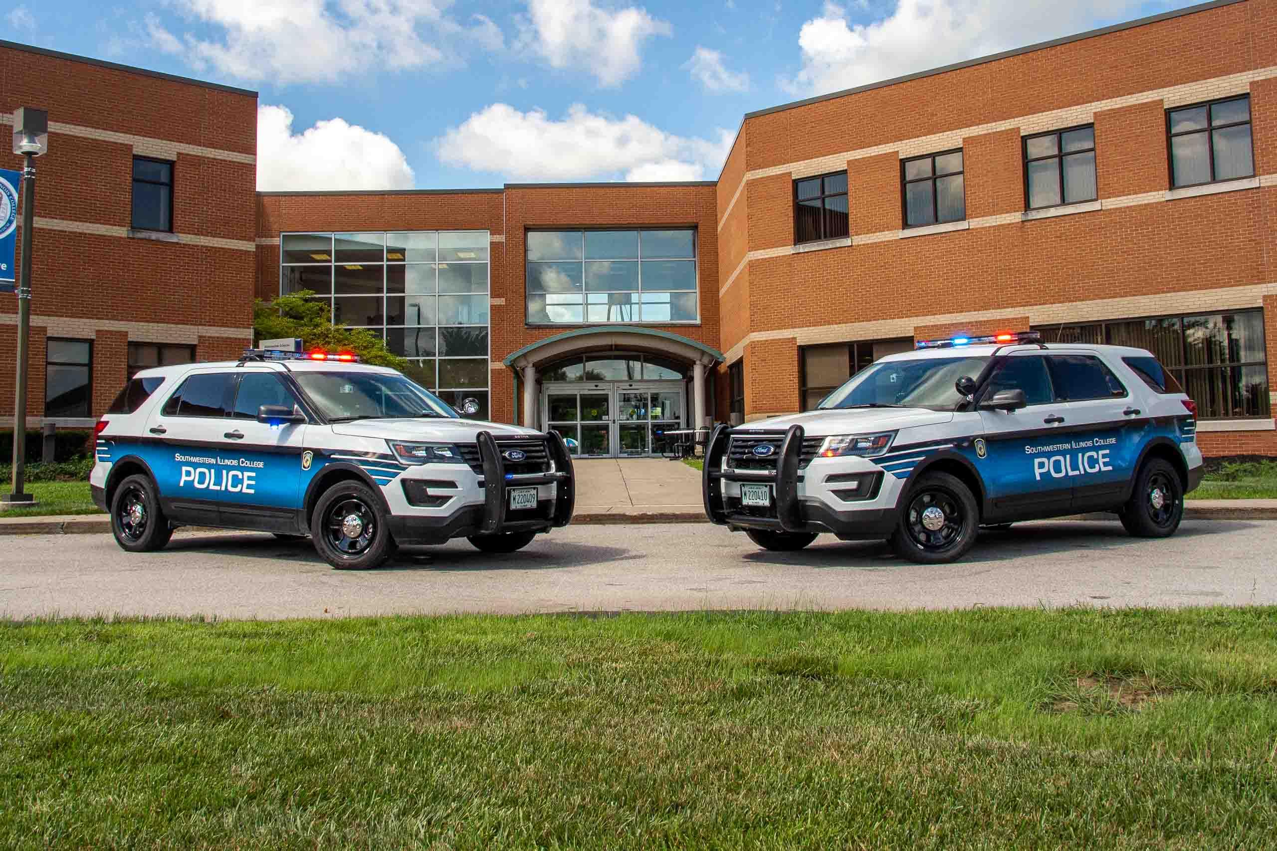 SWIC Police Patrol Car