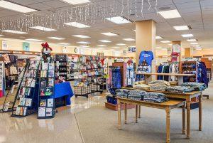 Belleville Campus Bookstore Interior