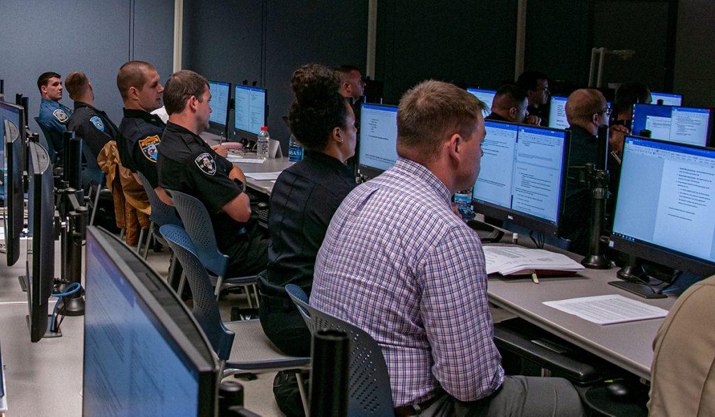 Health Sciences & Homeland Security Police Academy