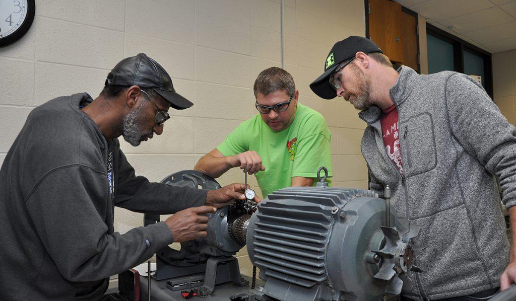 Technical Education Industrial Maintenance Mechanics