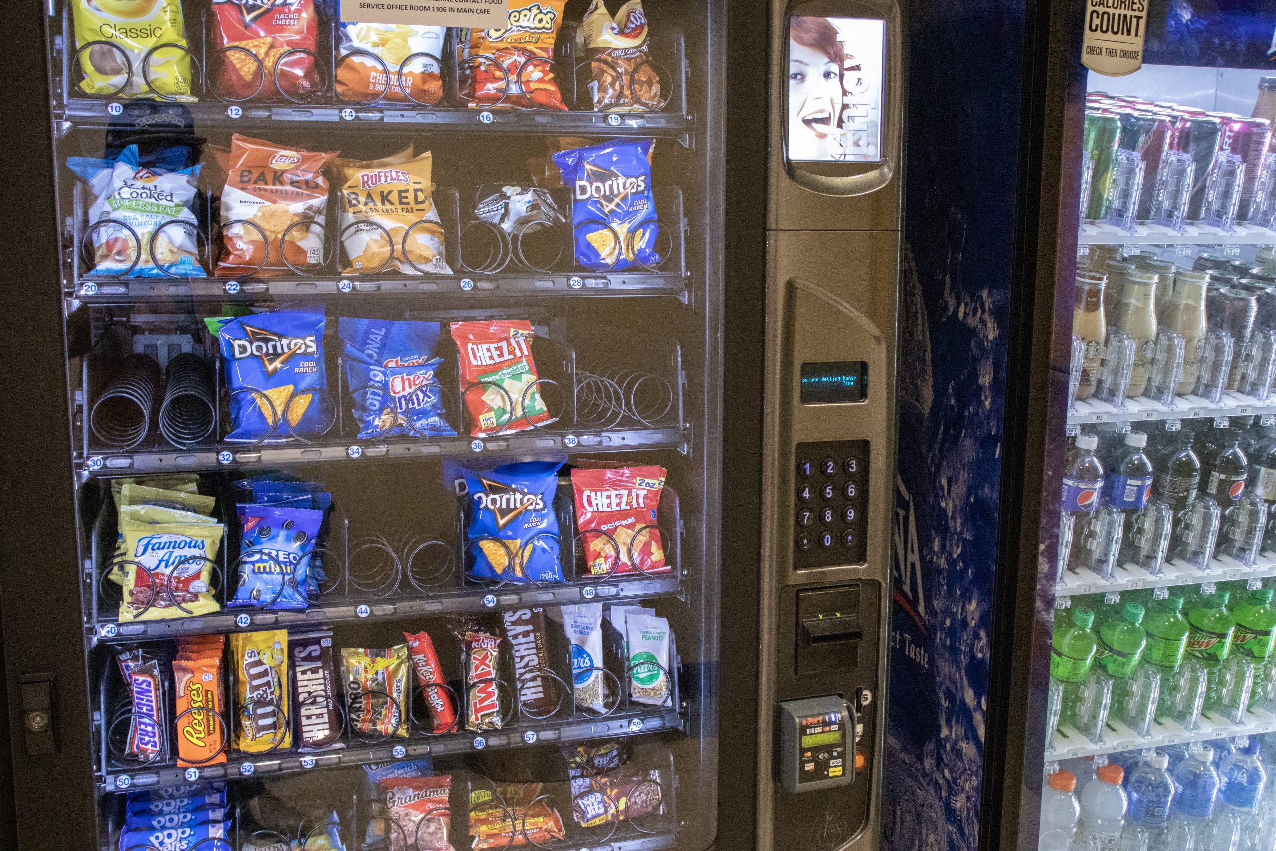Vending Southwestern Illinois College