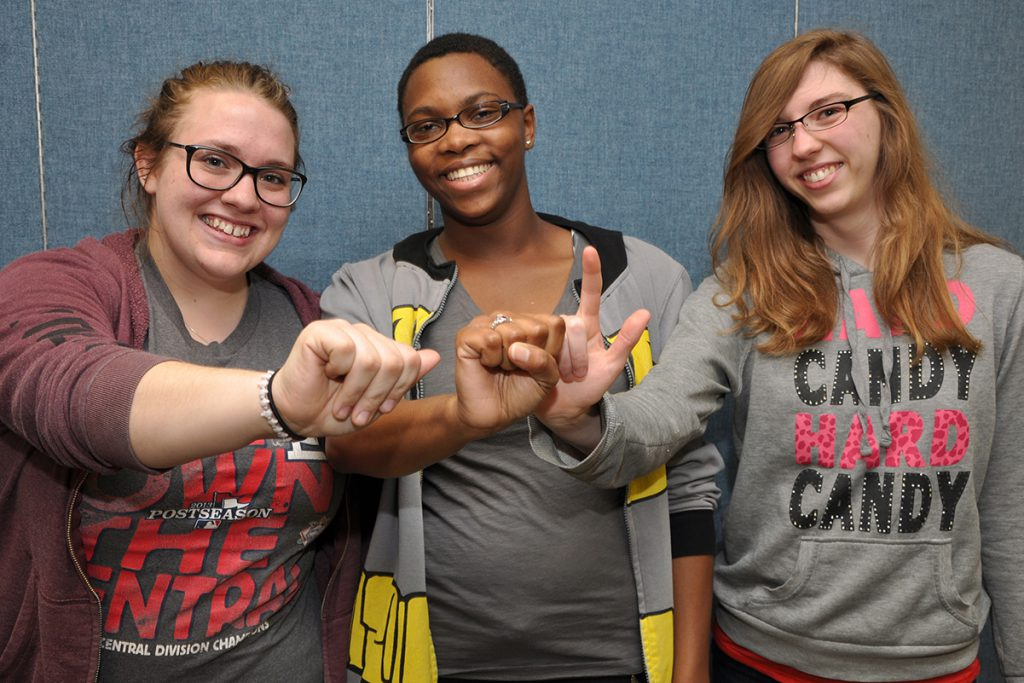 Sign Language Studies Interpreter Training