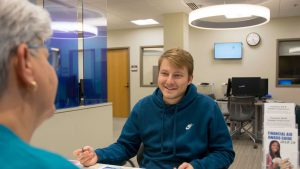 SWIC student discusses financial aid options