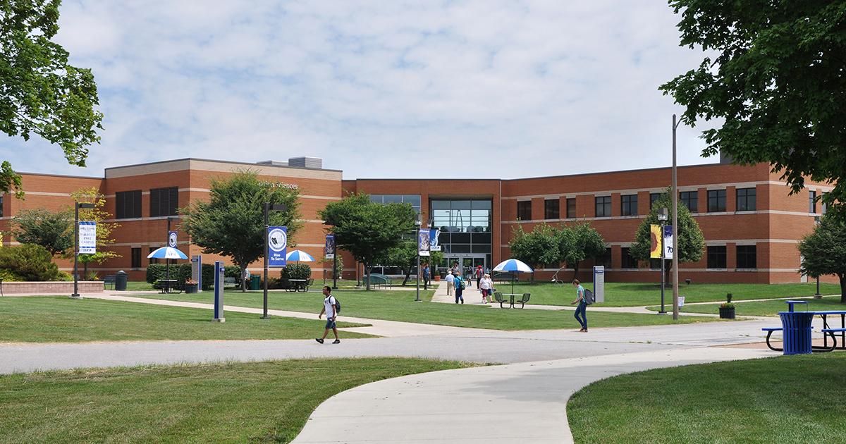 SWIC campus file photo