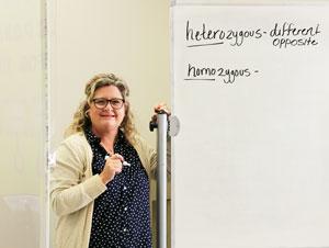 SWIC Adult Education Adjunct Instructor Belle Hamm