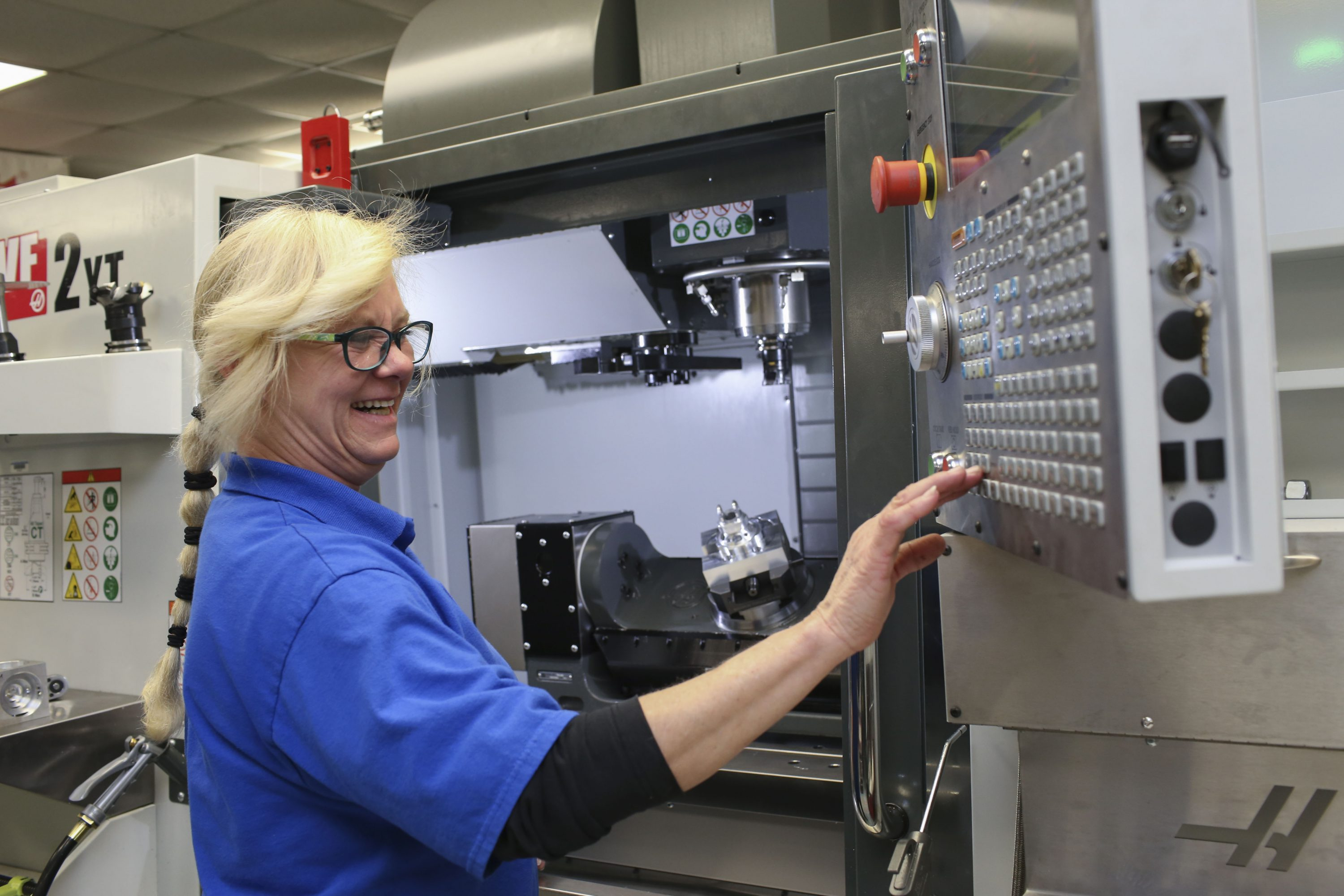 Southwestern Illinois College's precision machining program ranked No. 8 on stateuniversity.com's list of Most Popular Schools for Machine Tool Technology/Machinist Major & Degree Programs in the nation.
