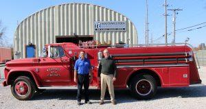 1963 Fire Engine