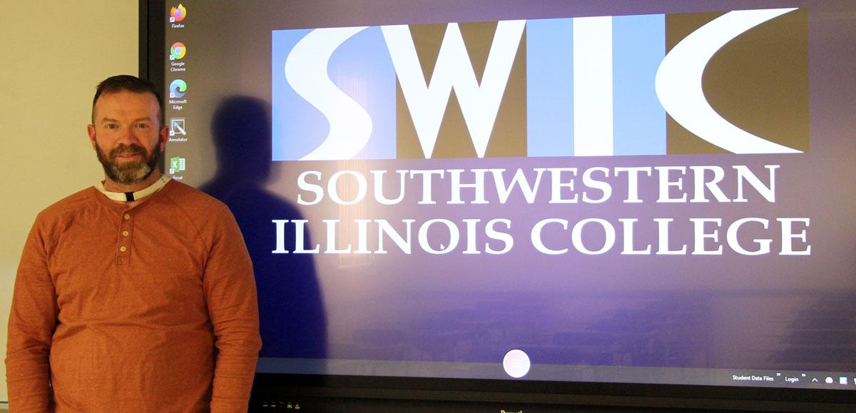 Economics Assistant Professor Dustin Sweet